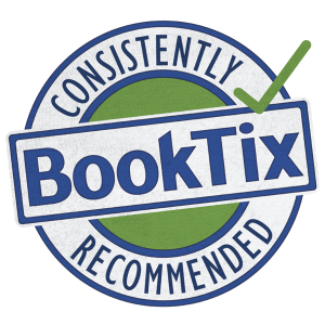 BookTix recommendation seal
